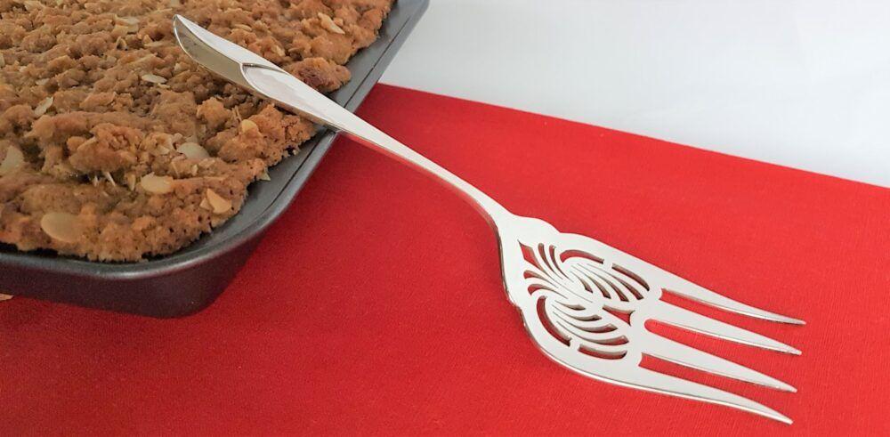 Zilveren cakevorken en prikkers Blog Zilver.nl