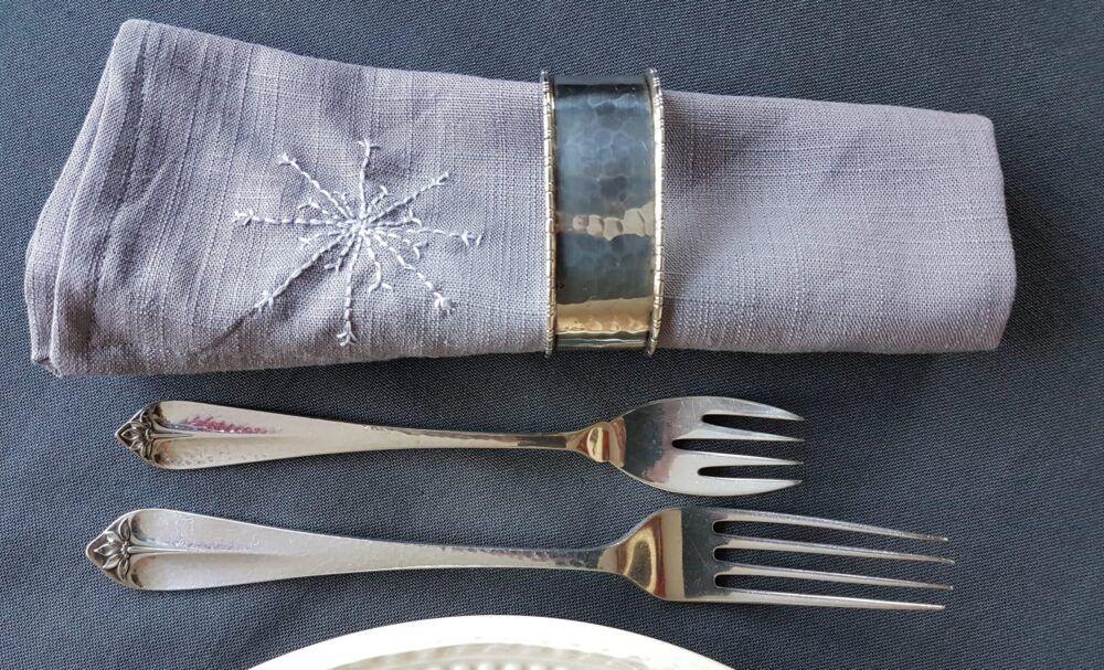 Zilveren servetringen, servetbanden Blog Zilver.nl