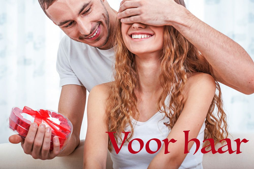 Sieraden voor een vrouw voor Valentijn