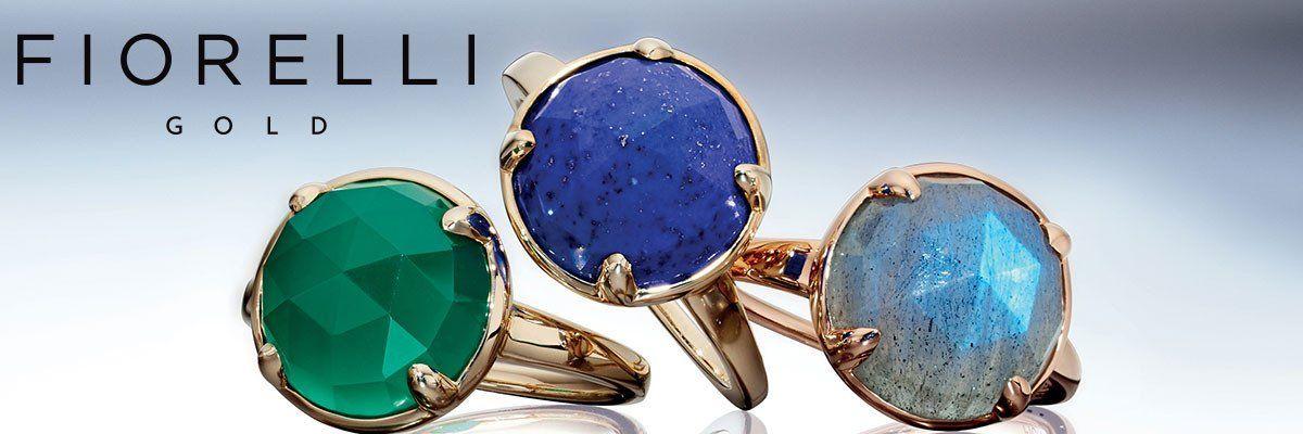 Gouden sieraden van Fiorelli
