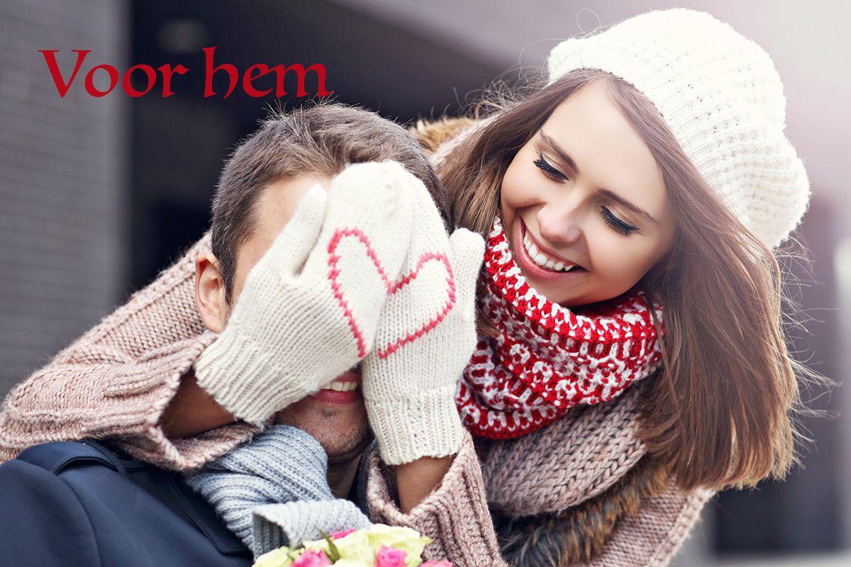 Sieraden voor een man voor Valentijn