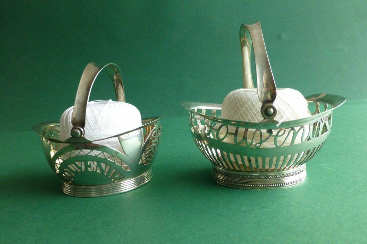 Antieke zilveren wolmandjes als souvenir Blog Zilver.nl