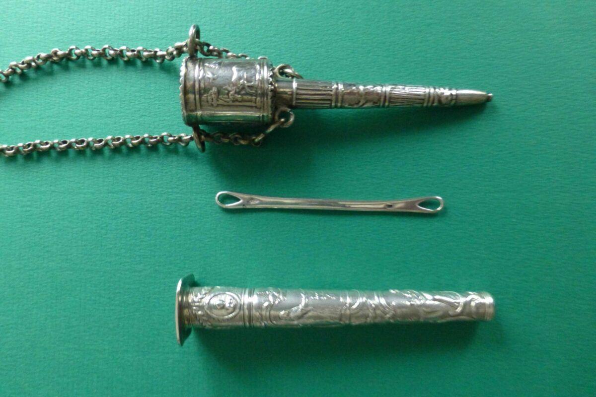 antiek zilver naaigerei uit Hoorn Blog Zilver.nl