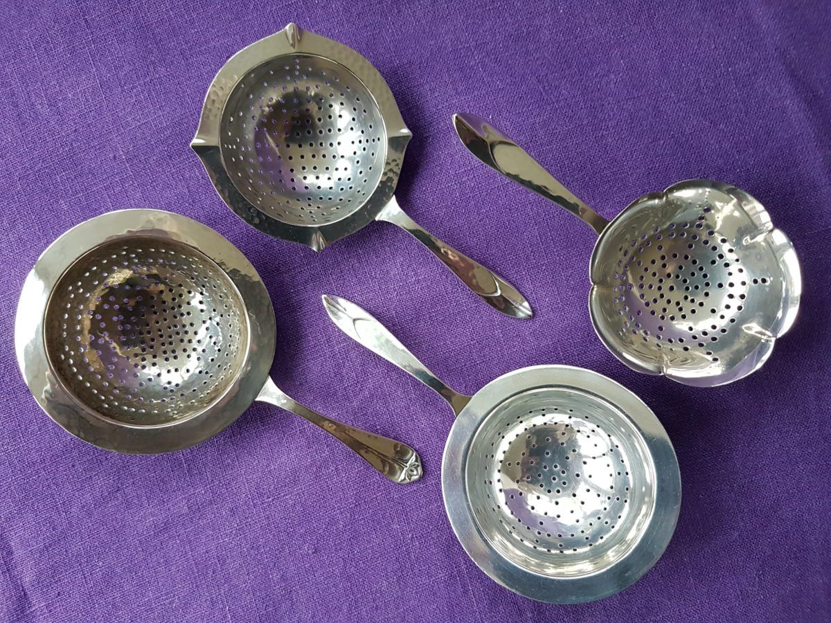 Art Deco zilveren theezeven Blog Zilver.nl