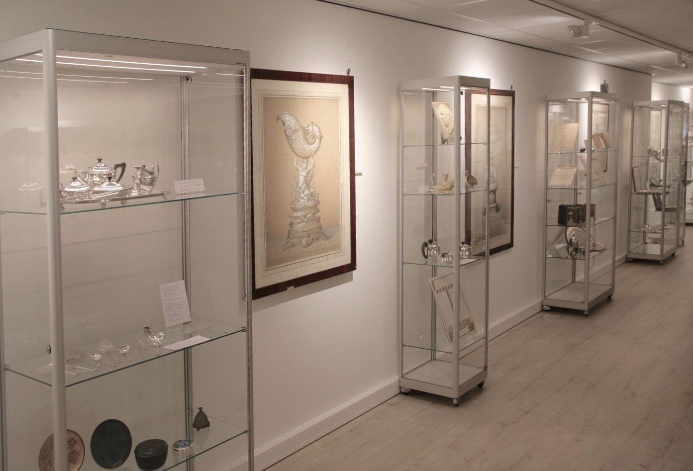 Foto van de tentoonstelling