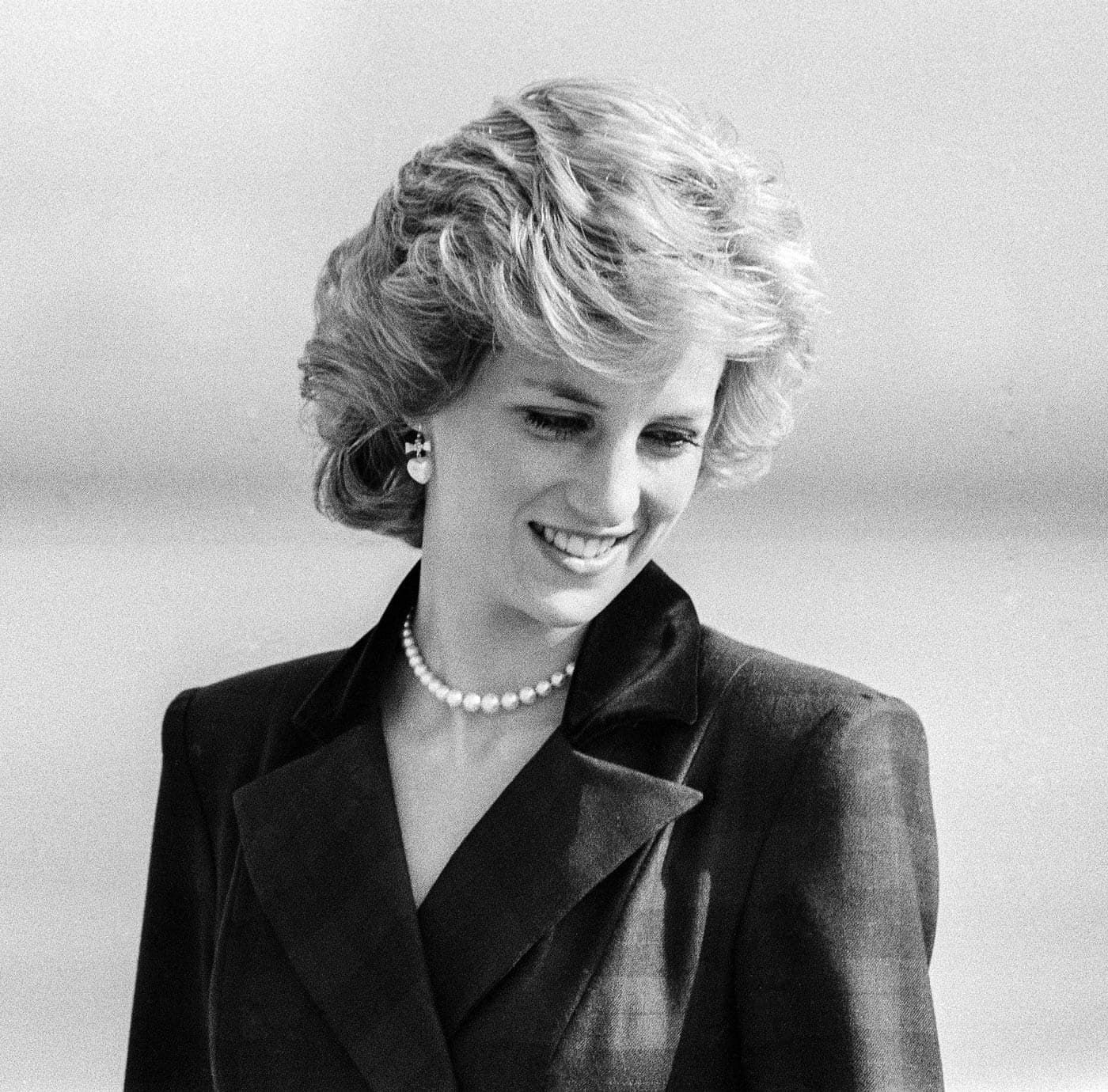 Diana met een gekweekte parels Blog Zilver.nl