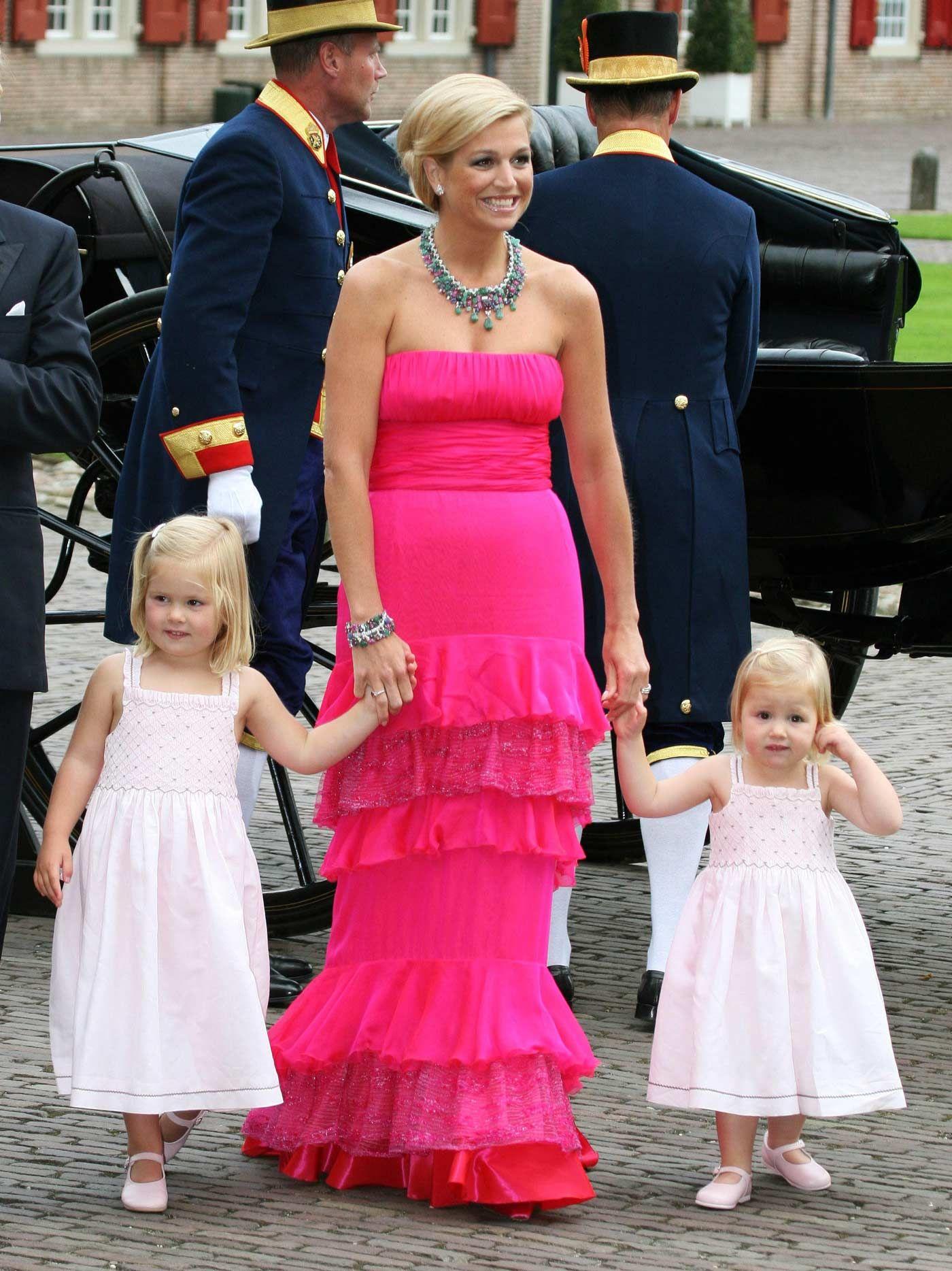 Koningin Maxiam met het tutti frutti collier Blog Zilver.nl
