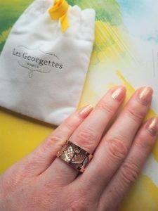 Les Georgettes ringen, nieuw bij Zilver.nl