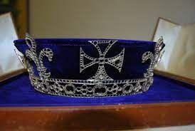 Regal circlet crown van Engeland het lege montuur Blog Zilver.nl