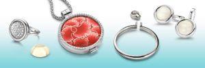 MY iMenso nieuwe collectie munten met kleurrijk emaille en medaillons