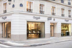Christofle winkel Parijs