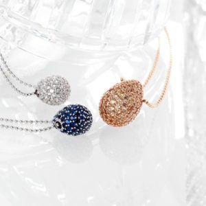 TF9 collectie van Fabergé