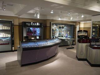Carrs store in Harrods Londen Carrs tafelzilver