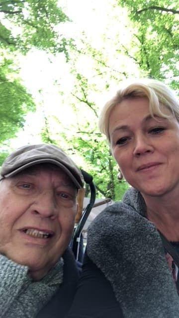 Jan van Genderen antiquair generalist met Ursula Boonstra