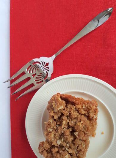 Art deco zilveren cakevork uitgezaagd blog Zilver.nl