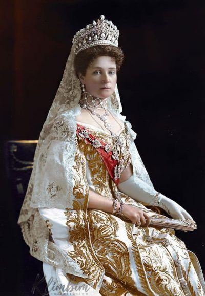 Alexandra Feodorovna echtgenote van de tsaar Blog Zilver.nl
