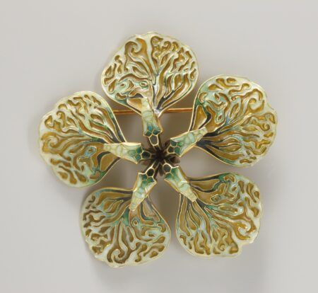 Broche Art Nouveau René Lalique Blog Zilver.nl