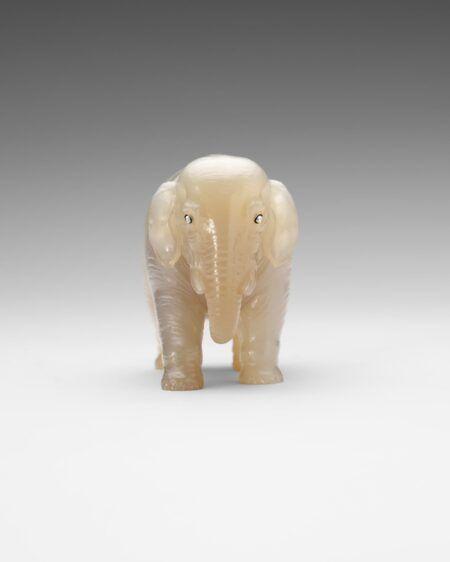 Hardstenen olifant van Fabergé Blog Zilver.nl