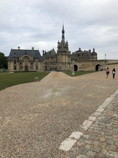 Chateau de Chantilly Domaine de Chantilly