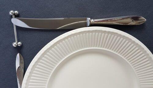 Zilveren messenleggers Blog Zilver.nl