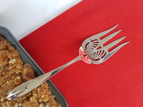 Zilveren cakeprikkers en cakevorken zo mooi Blog Zilver.nl