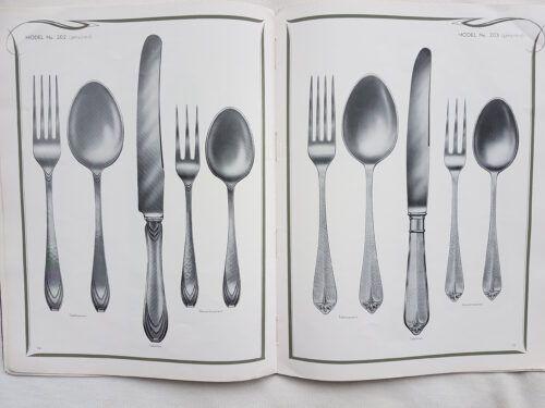 Zilveren lepel, vork en mes Blog Zilver.nl