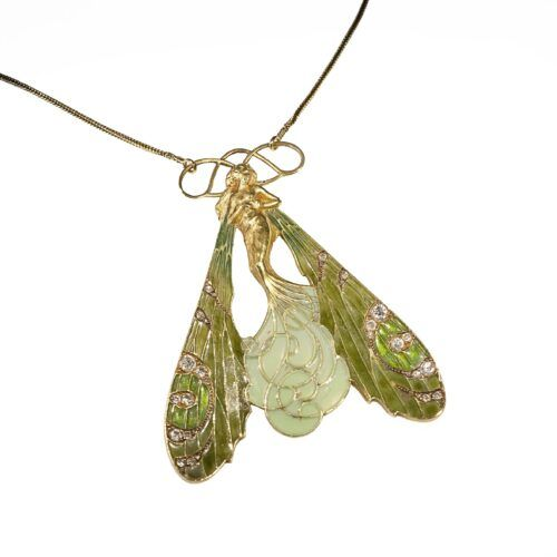 Rene Lalique het eerste museumstuk Blog Zilver.nl