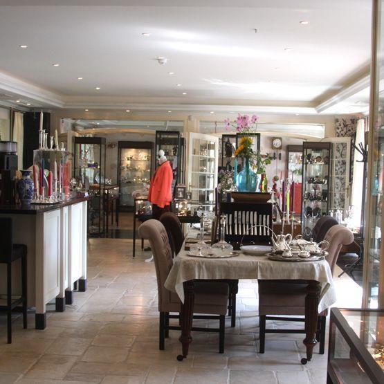 foto van onze zilverwinkel en juwelierszaak in Broek in Waterland