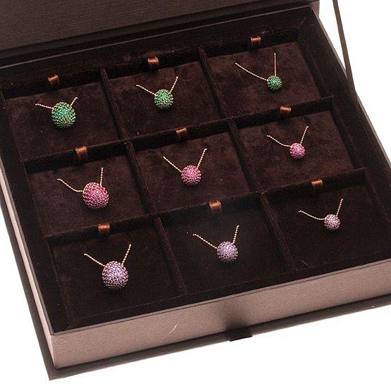 TF9 collectie van Maison Tatiana Fabergé