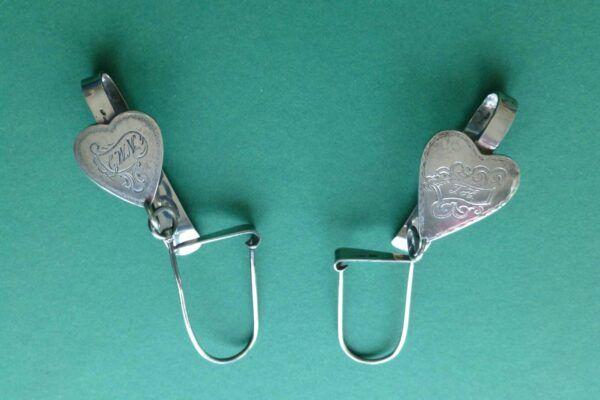 Antieke zilveren kluwenhaken Hoorn Blog Zilver.nl