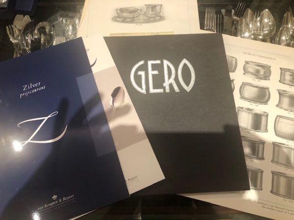 verkoopboeken gero en Keltum bij Blog Zilver.nl
