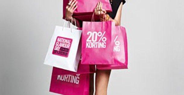 Zinzi met 20% korting op Glamour day