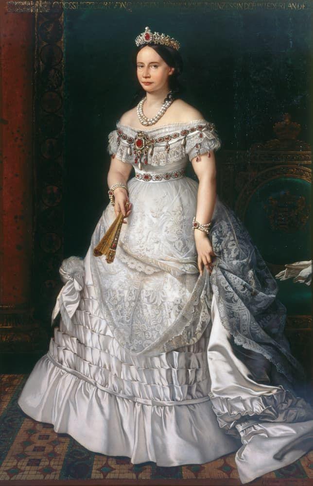 Groothertoging Sophie van Sachsen Weimar Blog Zilver.nl