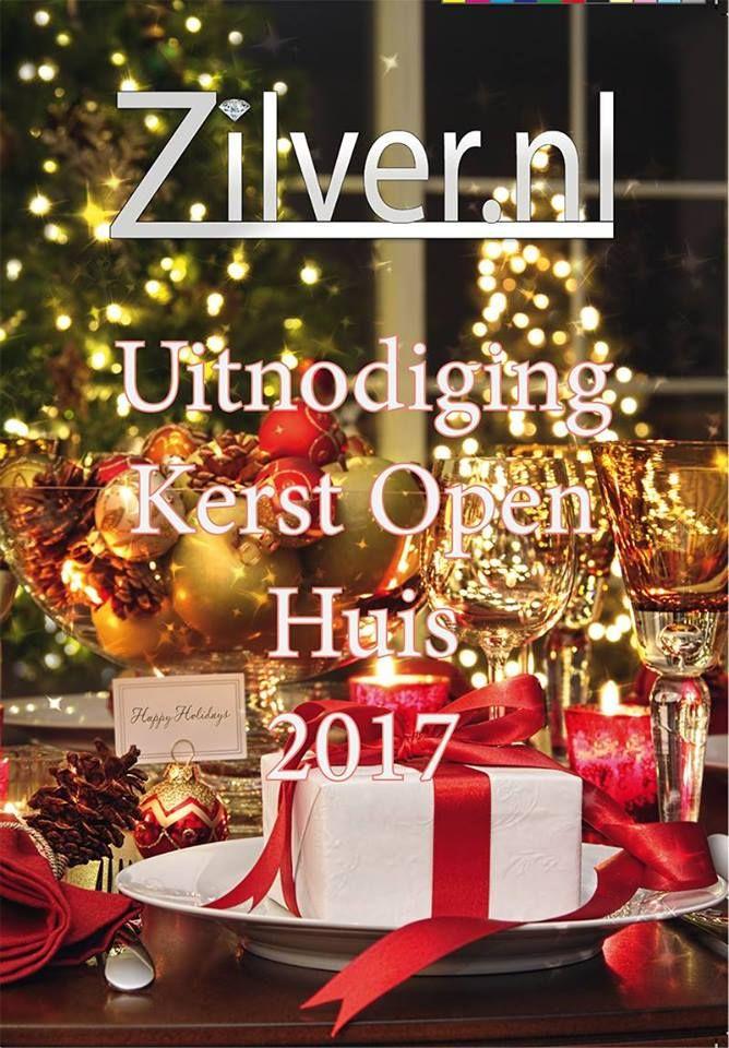 Kerst open huis met lezingen door Martijn Akkerman