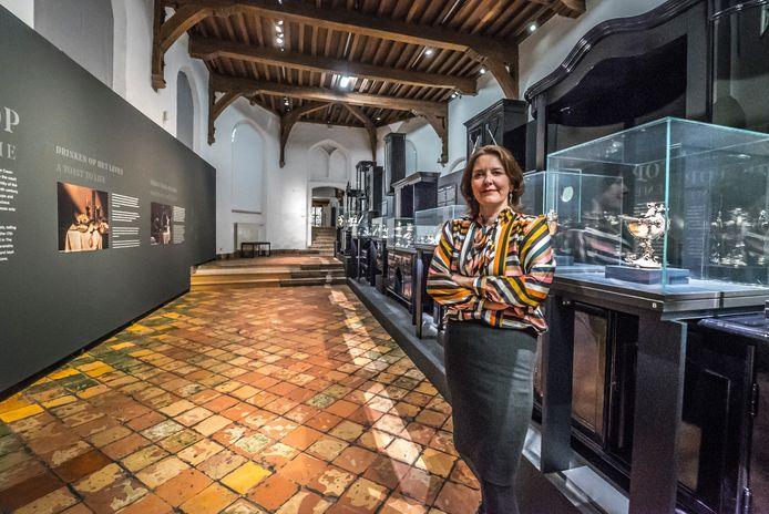 Prachtige zilvertentoonstelling Delfts museum Prinsenhof Blog Zilver.nl