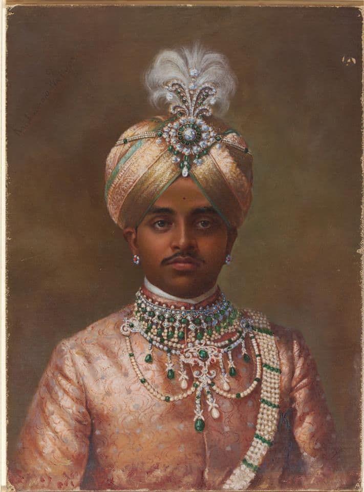 Maharadja of India