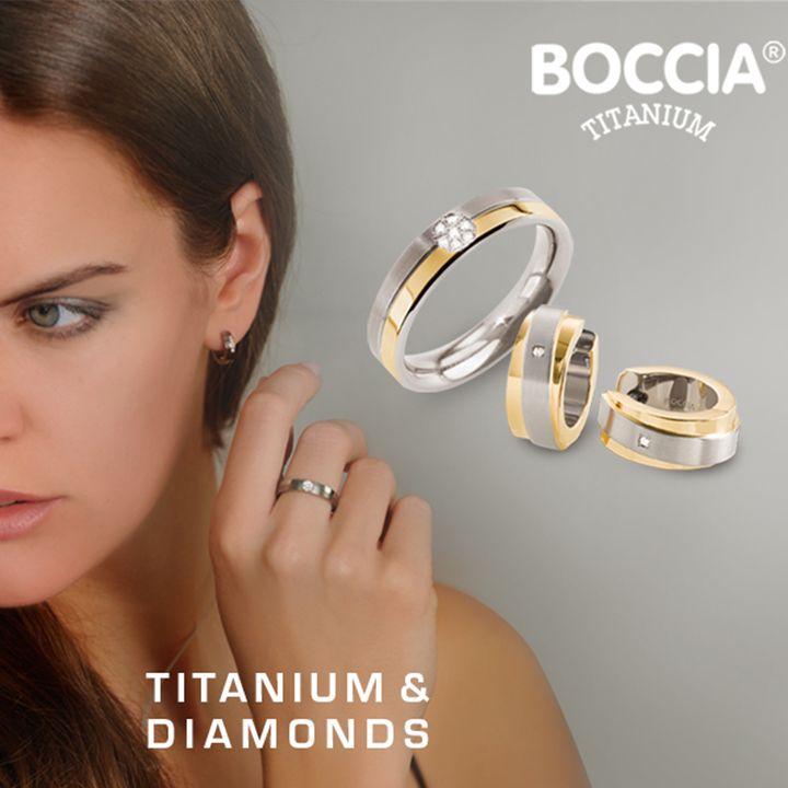 Boccia Titanium sieraden bij Zilver.nl