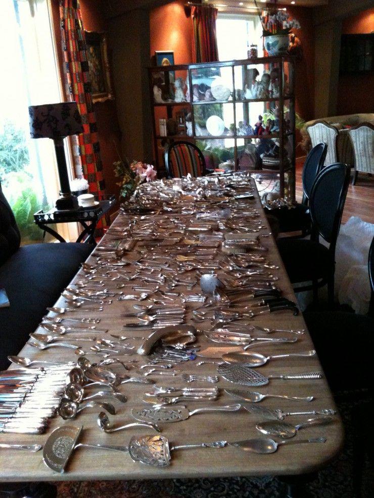 Collectie zilver van het van Kempen & Begeer Museum aangekocht door Zilver.nl