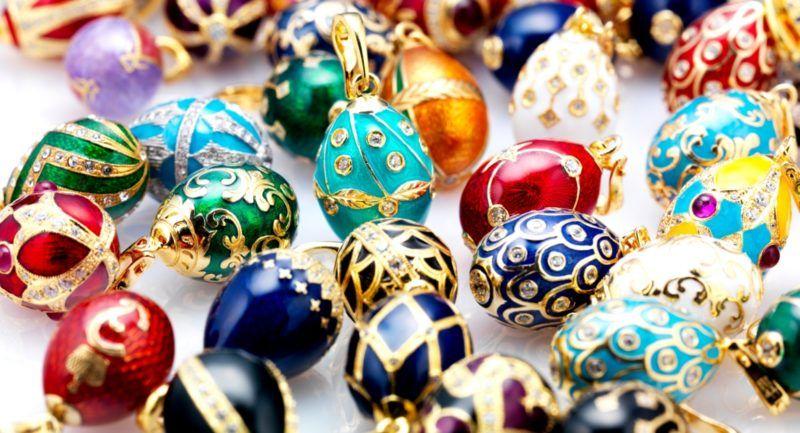 Hangers van Maison Tatiana Fabergé