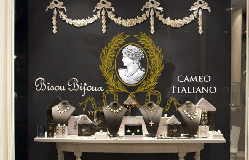 Camee sieraden van Cameo Italiano