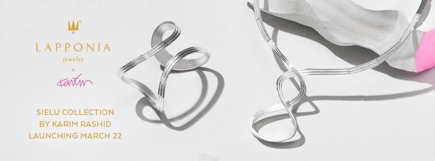 De nieuwe Lapponia collectie van Karim Rashid